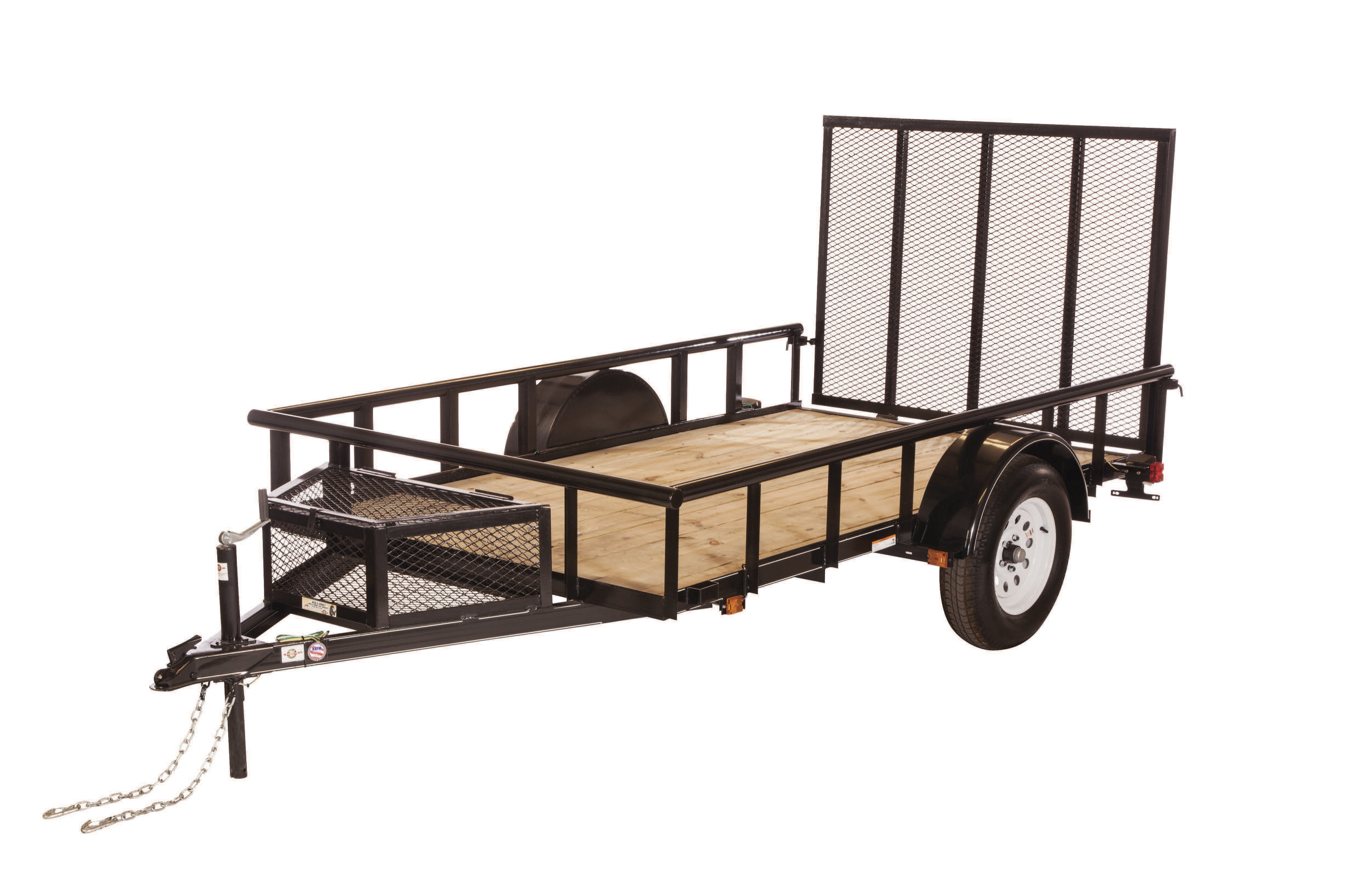 5 5x10gwptled Carry On Trailer